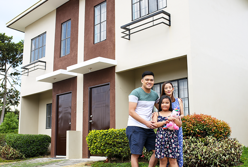 Affordable house and lot property investment and real estate investment for ofw in the Philippines, house and lot philippines