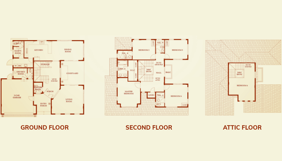 Eliot Floor Plan