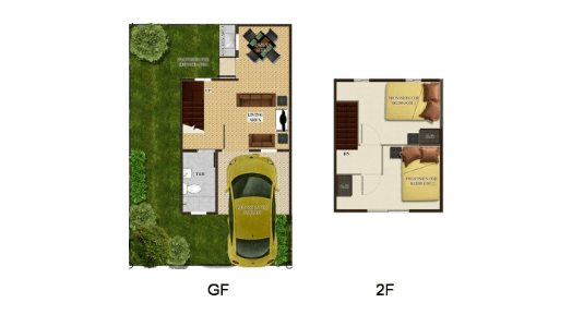 Adriana Floor Plan
