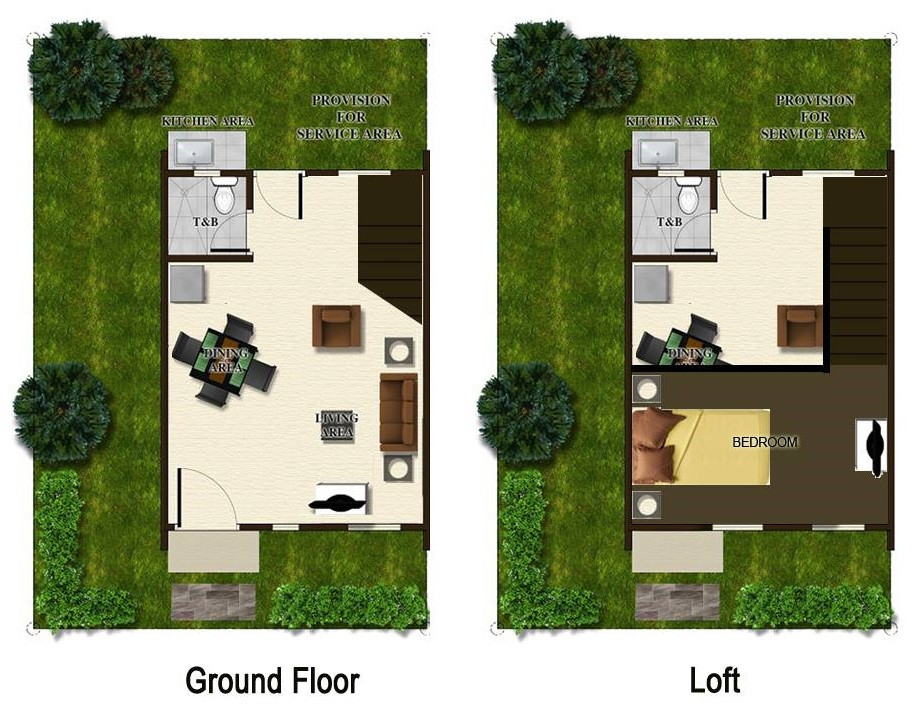 Alea Floor Plan