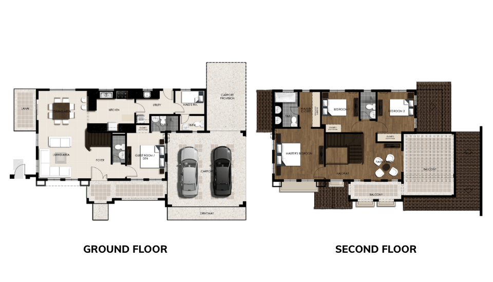Franco Floor Plan